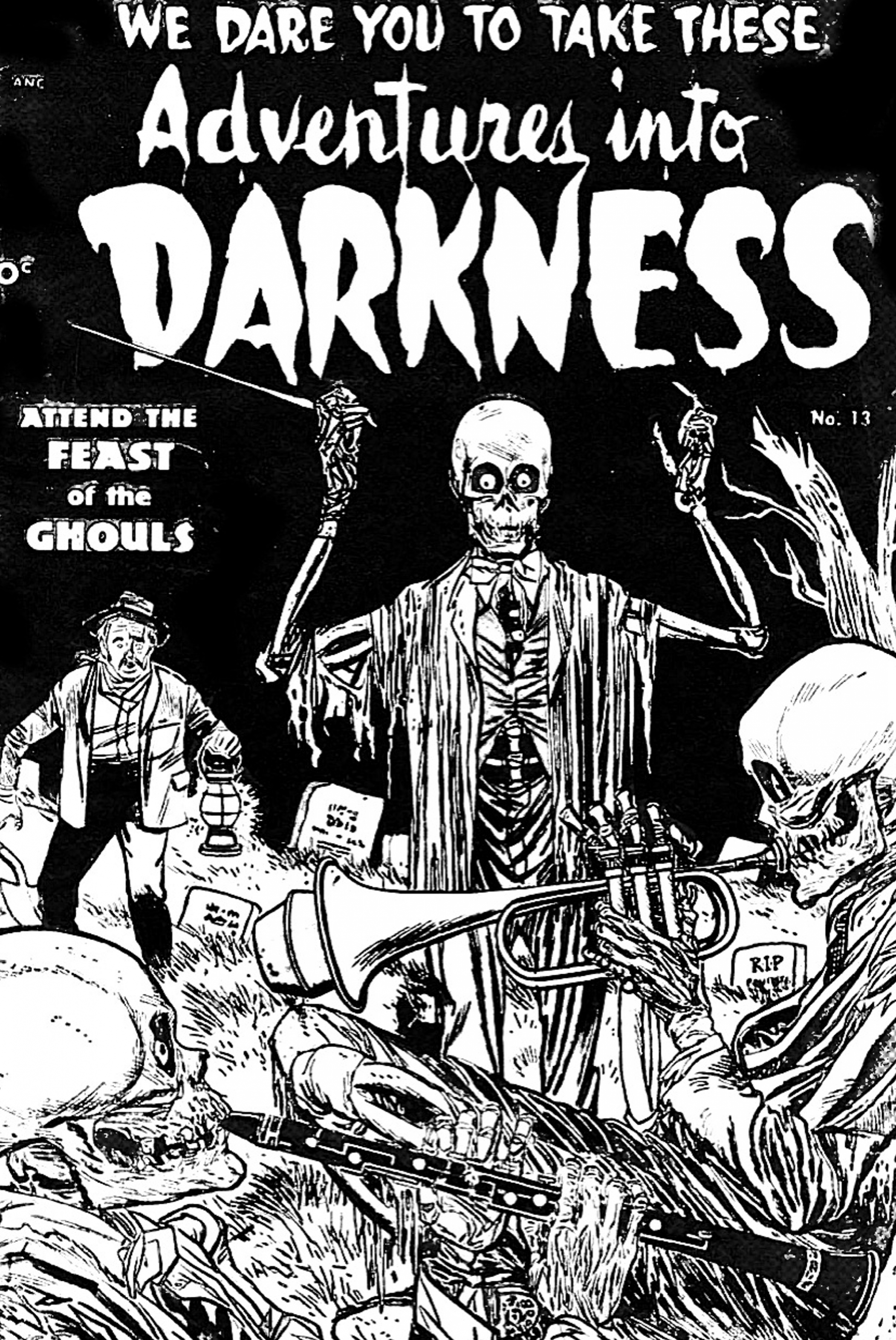 The Classic Horror Coloring Book | | Artithmeric